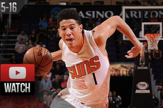 Les highlights des rookies Devin Booker, Rashad Vaughn, Stanley Johnson, D'Angelo Russell et Justise Winslow