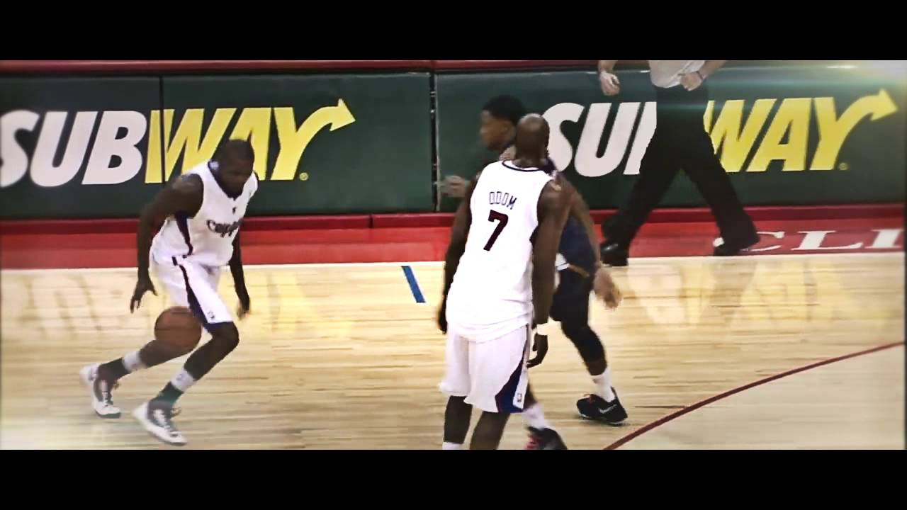 Mix : Jamal Crawford – Still Ballin