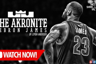 Mix: LeBron James – The Akronite