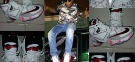 Kicks: des Nike LeBron 13 'Vendredi 13' ?