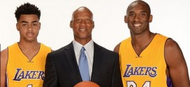 Kobe Bryantdans l'inconnu