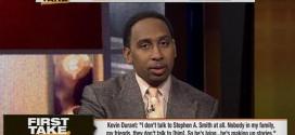 Stephen A. Smith : « Kevin Durant est celui qui ment »