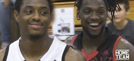 Vidéo : Le show de Kenneth Faried et Brandon Knight au Dunk on Kids Cancer Celebrity Game