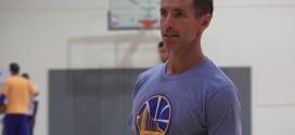 Vidéo : Steve Nash au travail avec les Warriors
