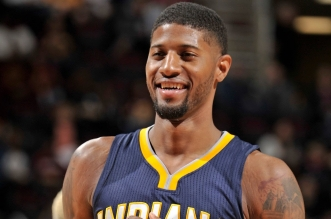 Vidéo: Welcome Back Paul George !