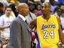 Byron Scott et Kobe Bryant