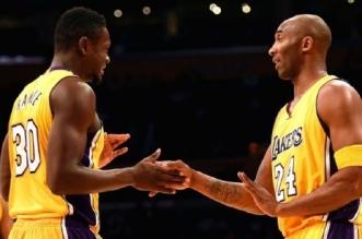 Kobe Bryant et Julius Randle