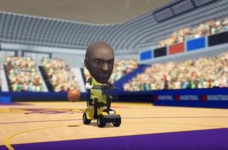 Kobe Bryant fil animation