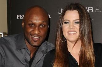 Lamar Odom et Khloe Kardashian