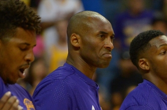 Nick Young, Kobe Bryant et les Lakers
