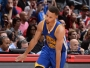 Stephen Curry Warriors Clippers