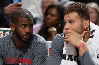 chris paul blake griffin - doug pensiger gettyimages