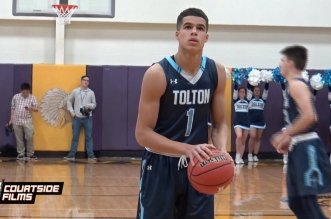 High School: Michael Porter Jr. compile 45 pts, 14 rbds et 7 asts en 3 quarts !