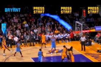 Insolite! Kobe Bryant version NBA Jam