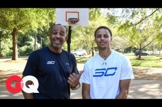 Insolite! Stephen Curry écrase son père Dell au H-O-R-S-E