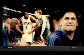 La géniale promo d'ESPN pour le déplacement des Clippers à Dallas
