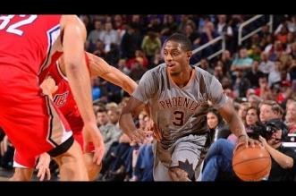 Les highlights de Brandon Knight face aux Clippers: 37 points