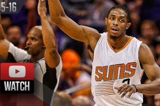 Les highlights de Brandon Knight face aux Lakers: 30 pts, 10 rbds, 15 asts