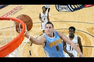 Les highlights de Danilo Gallinari: 32 points, 8 rebonds et 8 passes