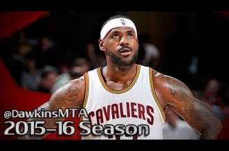 Les highlights de LeBron James (26 pts, 9 rbds) et Kevin Love (26 pts)