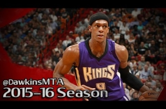 Les highlights de Rajon Rondo: 14 points, 9 rebonds et 18 passes