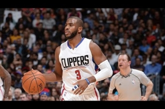 Les highlights du duo Chris Paul (35 pts, 8 asts – Blake Griffin (27 pts)