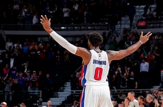Mix:Andre Drummond's Red Hot Start