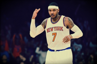Mix: Carmelo Anthony – MeloDramatic Role