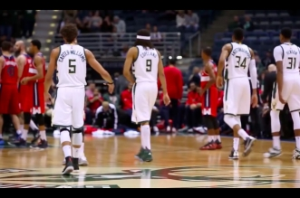 Mix: Milwaukee Bucks – Can't Hold Us Down