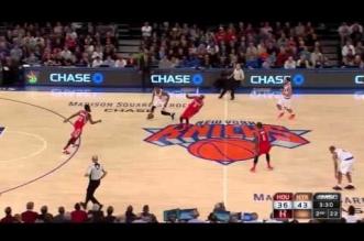 [Vidéo] James Harden engagé comme jamais en défense