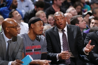 Doc Rivers et Paul Pierce
