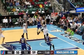 Justin Anderson dunk