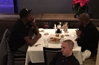 Kobe Bryant et Kevin Durant