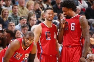 Los Angeles Clippers Chris Paul , deandre jordan, jj redick