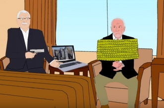 Phil jackson et Gregg popovich