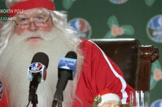 Santa NBA ESPN