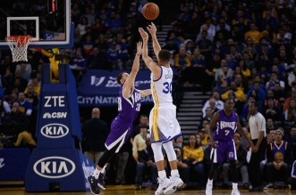 Stephen Curry trois points seth curry