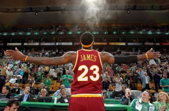 Bon anniversaire: le Top 30 en carrière de LeBron James