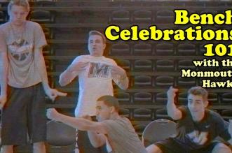 Insolite! Cours de célébrations déjantées par les joueurs de Monmouth (NCAA)