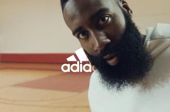 La première pub de James Harden avec adidas