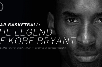 [Le splendide mix du soir] Dear Basketball: The Legend of Kobe Bryant