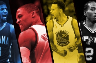 Le superbe mix du jour: Forever Elite III (ft. Kawhi, PG-13, Westbrook, Curry)