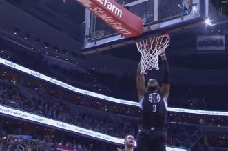 Les 2 dunks de Chris Paul contre les Wizards !