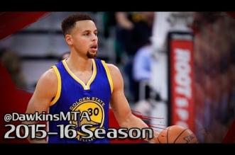 Les highlights de Stephen Curry face au Jazz: 26 points et 5 passes