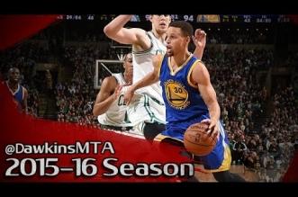 Les highlights de Stephen Curry face aux Celtics: 38 points, 11 rebonds et 8 passes