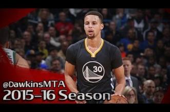 Les highlights de Stephen Curry (28 pts), Greg Monroe (28 pts) et Giannis Antetokounmpo (triple-double)
