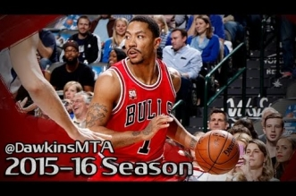 Les highlights du duel Derrick Rose (25 pts) – JJ Barea (26 pts)
