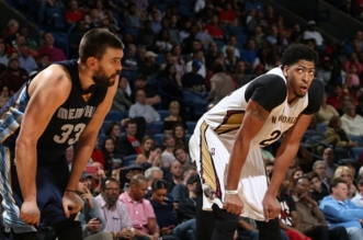 marc gasol anthony davis