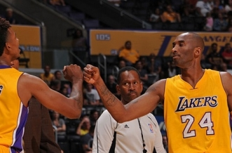 nick young kobe bryant