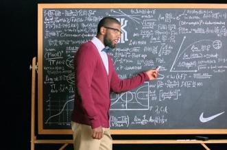 Pub Nike : Professor Irving présente la Kyrie 2